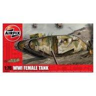 Airfix - Kit modelism 02337 tanc Wwi Female Tank scara 1:76