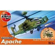 Airfix - Macheta avion de construit Apache Elicopter