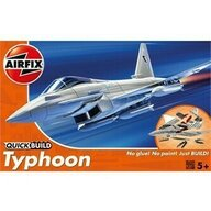 Airfix - Macheta avion de construit Eurofighter Typhoon