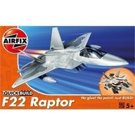 Airfix - Macheta avion de construit F22