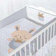 Albero Mio - Set lenjerie imprimata 5 piese, Funny Bunny