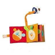 Brevi Soft Toys - Album Casuta, Multicolor