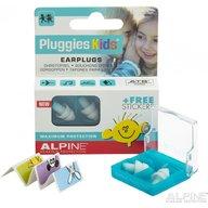 Alpine Muffy - Dopuri de urechi pentru copii Pluggies Kids