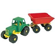 Androni Giocatolli Tractor Carro cu remorca