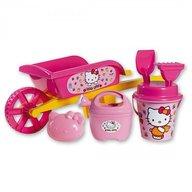 Androni Giocattoli - Roaba cu jucarii de nisip Hello Kitty