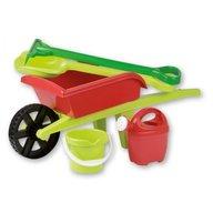 Androni Giocattoli - Roaba din plastic pentru copii cu galetusa si stropitoare