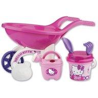 Androni Giocattoli - Roaba din plastic pentru copii Hello kitty cu galetusa stropitoare