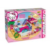 Set constructie Unico Plus Hello Kitty La piscina