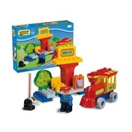 Set constructie Unico Plus Locomotiva