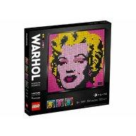 Set de constructie Andy Warhol's Marilyn Monroe LEGO® Art, pcs  3341