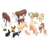 Vinco - Set figurine Animale de ferma