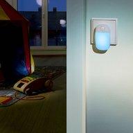 Ansmann - Lampa ambient cu led, Blue