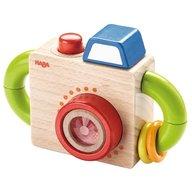 Haba - Aparat foto din lemn pentru copii, 18 luni +