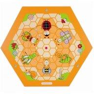 Beleduc - Aplicatie de perete Prietenii albinutelor