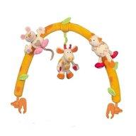 Brevi Soft Toys - Arc jucarie vibratoare Vacuta