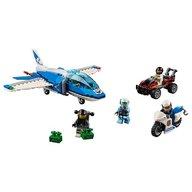Lego - Arest cu paraautisti al politiei aeriene