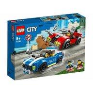 Set de joaca Arest pe autostrada LEGO® City, pcs  185