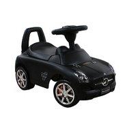 Arti - Masinuta de impins Mercedes SLS 332P Black