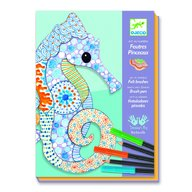 Djeco - Atelier creativ desen, Motive artistice