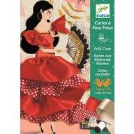 Djeco - Atelier de cusut Flamenco