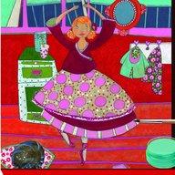 Djeco - Atelier de pictura Balerina