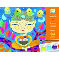 Djeco - Atelier de pictura India