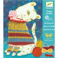 Djeco - Atelier de tesut , Haina pisicutei