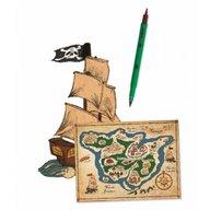 Djeco - Atelier desen Pirati
