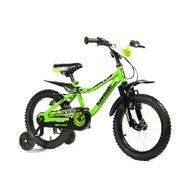 Bicicleta copii Kawasaki KBX green 14 ATK Bikes