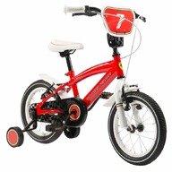 Bicicleta copii Kidteam Ferrari 16 ATK Bikes
