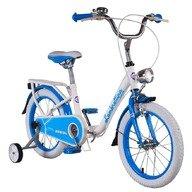 ATK Bikes Bicicleta copii pliabila Lambrettina blue 16