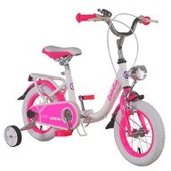 Bicicleta copii pliabila Lambrettina pink 12 ATK Bikes