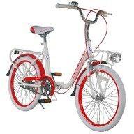 Bicicleta copii pliabila Lambretta red 20 ATK Bikes