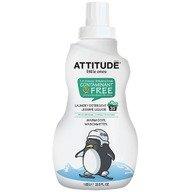 Attitude - Detergent lichid pentru rufele bebelusilor - 35 spalari (nectar de pere)