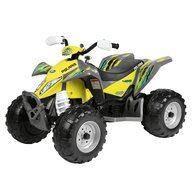 Peg Perego - ATV Polaris Outlaw Citrus