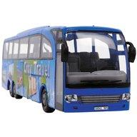 Dickie Toys - Autobus Touring Bus albastru