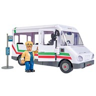 Simba - Autobuz Trevors Bus Cu figurina Pompierul Sam
