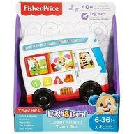 Fisher Price - Autobuz Laugh&Learn Cu sunete, Cu lumini