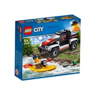 Lego - Aventura cu caiacul