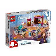 Set de constructie Aventura Elsei cu trasura LEGO® Disney Princess, pcs  116
