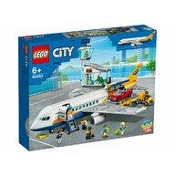 Set de joaca Avion de pasageri LEGO® City, pcs  669
