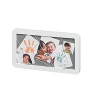 Baby Art Memory Board white & grey