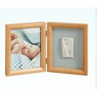 Baby Art Print Frame Honey