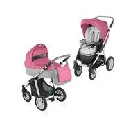 Baby Design Dotty 08 pink 2015 - Carucior 2 in 1