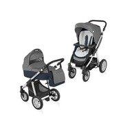 Baby Design Carucior 2 in 1 Dotty 10 graphite 2015