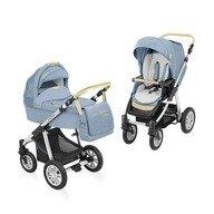 Baby Design Carucior 2 in 1 Dotty Denim 03 blue 2015