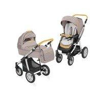 Baby Design Dotty Denim 09 beige 2015 - Carucior 2 in 1