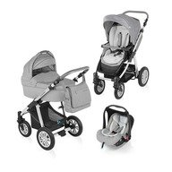 Baby Design Carucior 3 in 1 Dotty 07 grey 2015