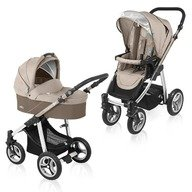 Baby Design Carucior multifunctional 2 in 1 Lupo 09 beige 2015