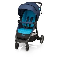 Baby Design - Carucior sport 05 Clever 2017 Turquoise
